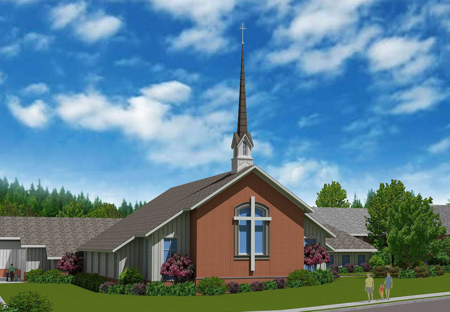 Roseville Baptist Church, Roseville, MN