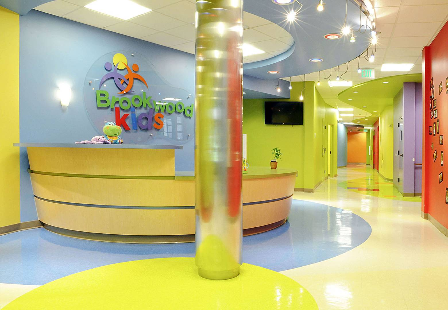 Brookwood Baptist Church Children's Suite, Mountain Brook, AL
