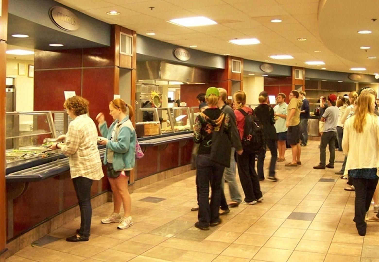 Samford University Student Dining, Homewood, AL