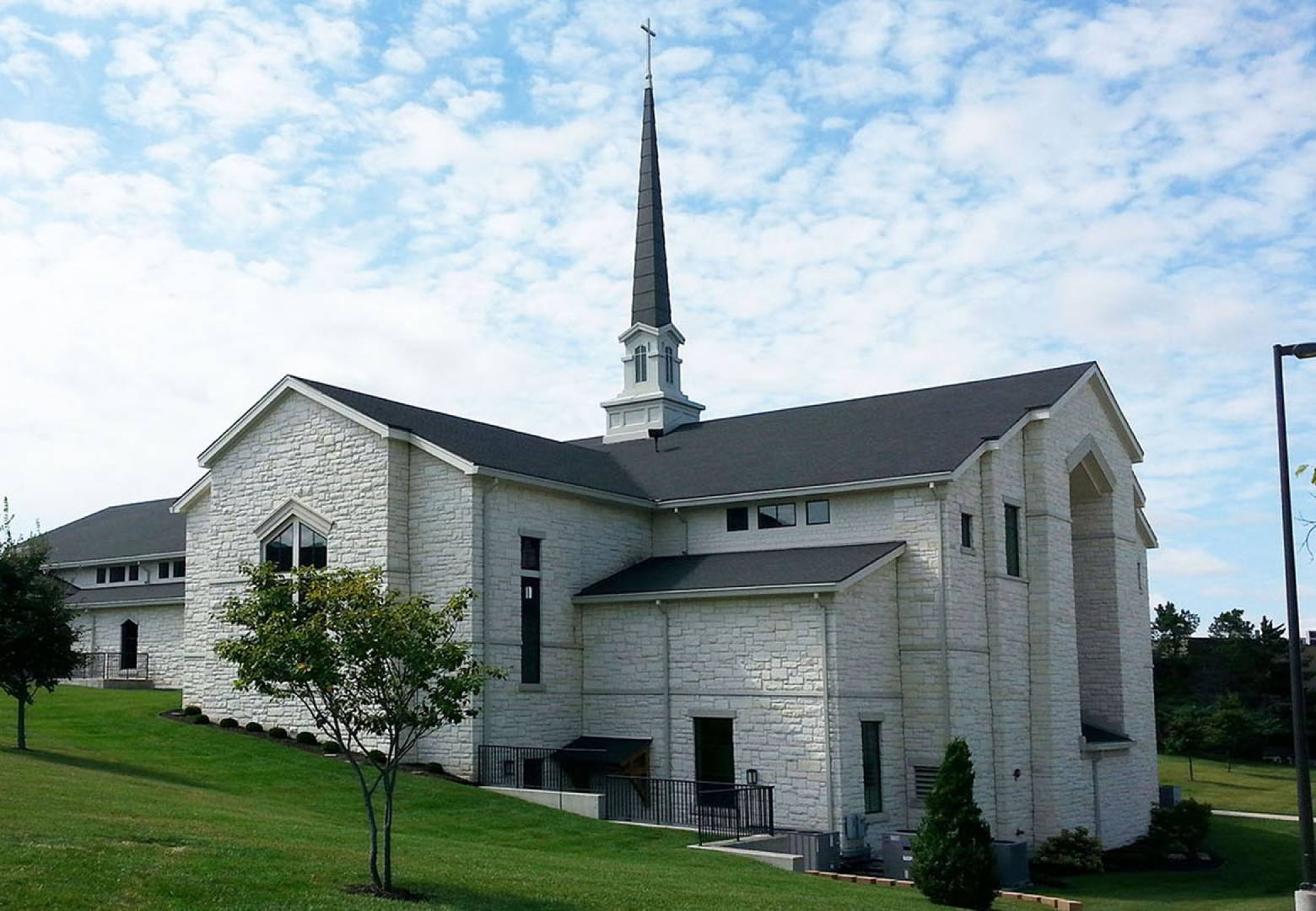Midwestern Baptist Theological Seminary Chapel, Kansas City, MO