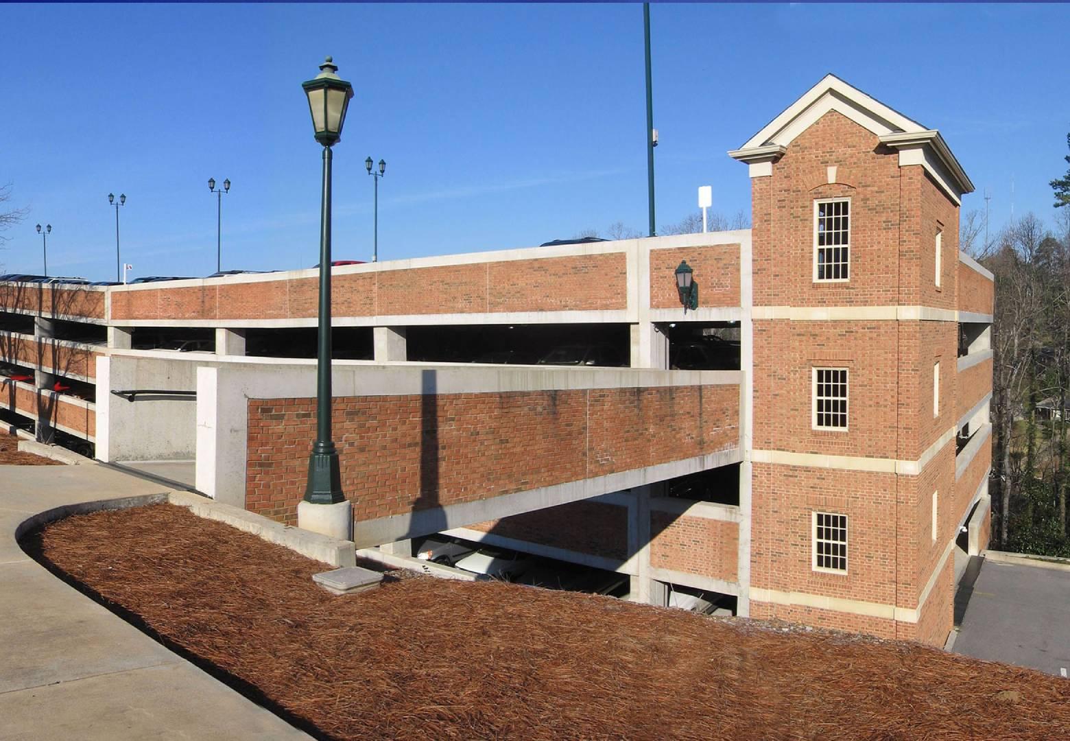 Parking Decks, Birmingham, AL