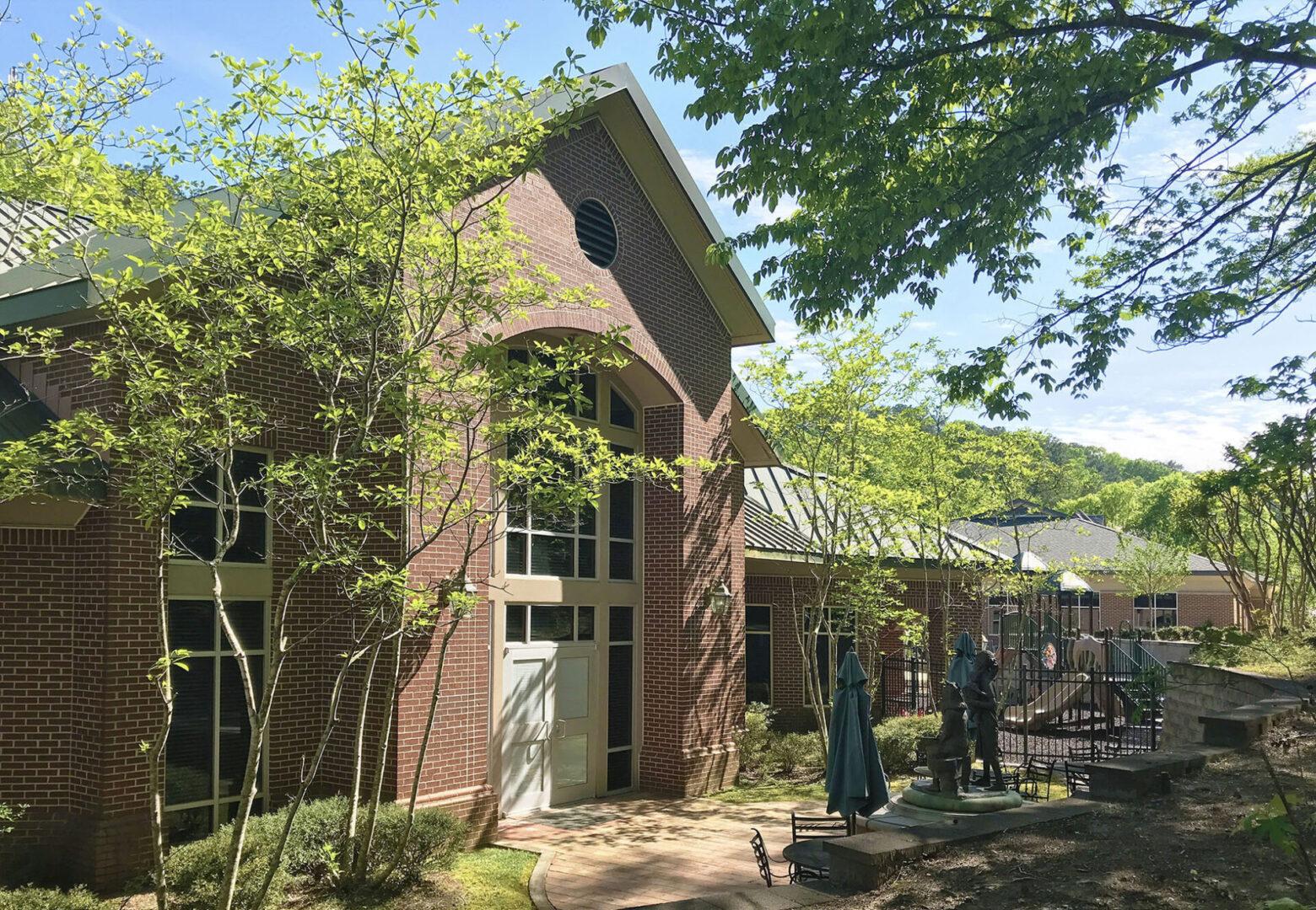 Alabama Baptist Children's Home & Family Ministries – Headquarters Renovation, Birmingham, AL