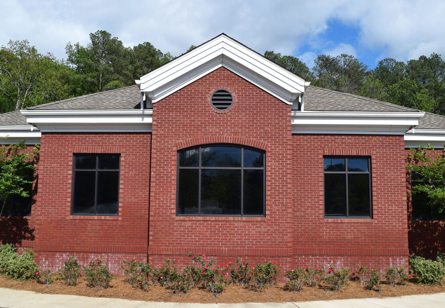 Prince Of Peace Catholic Church – Church Administration Addition, Hoover, AL