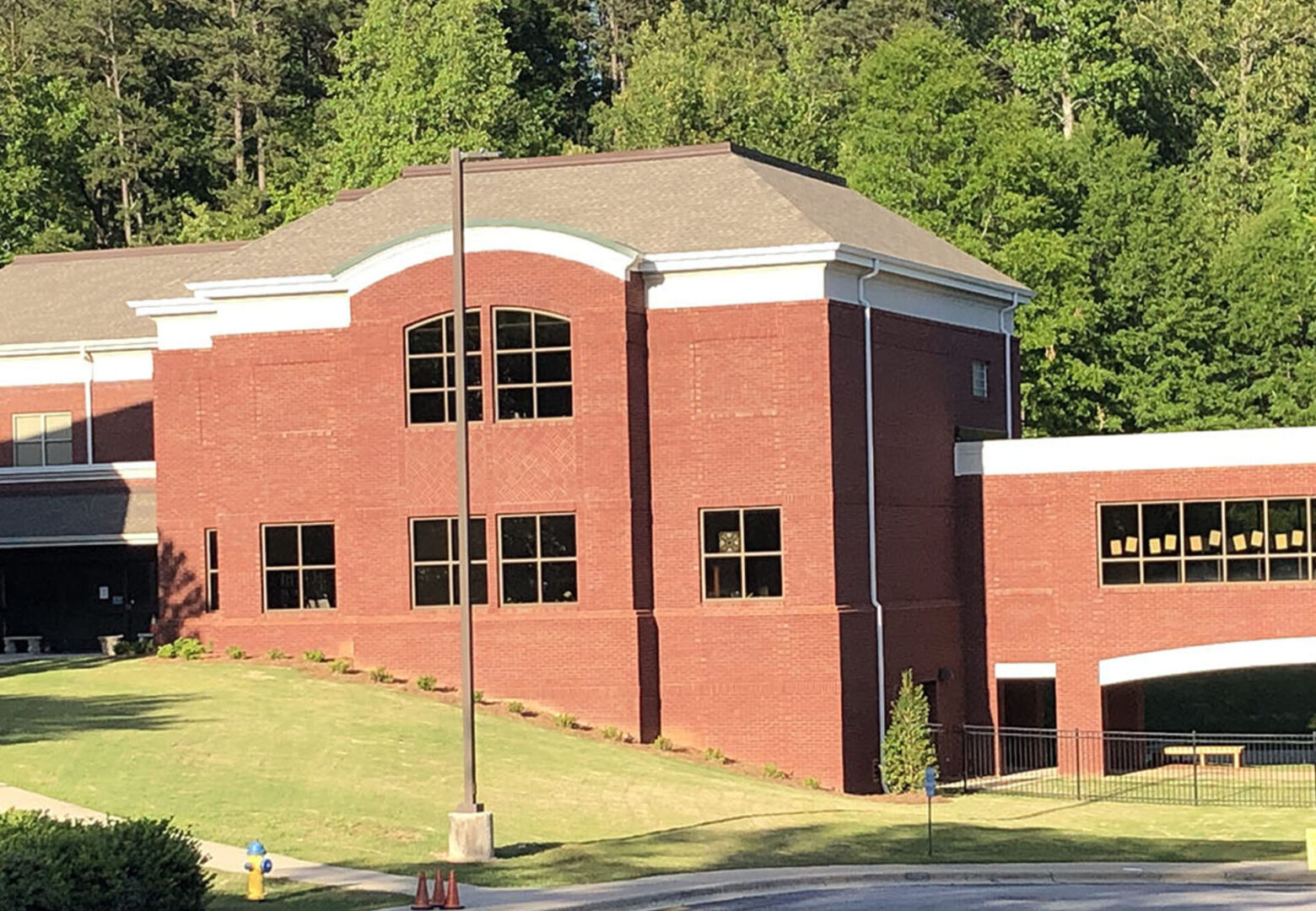 Prince Of Peace Catholic Church – Education/Office Addition, Hoover, AL