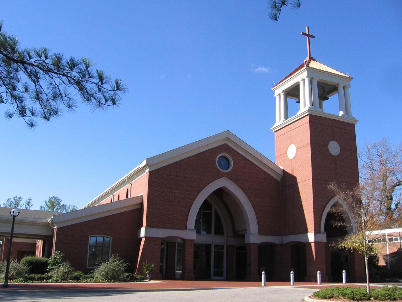 Saint Francis Xavier Catholic Church, Birmingham, AL